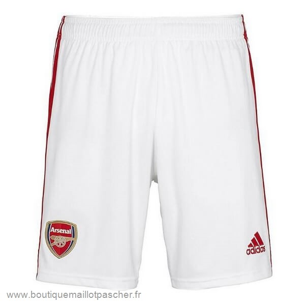 Promo Domicile Pantalon Arsenal 2019 2020 Blanc