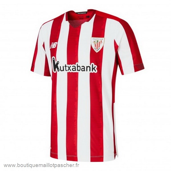 Promo Domicile Maillot Athletic Bilbao 2020 2021 Rouge Blanc