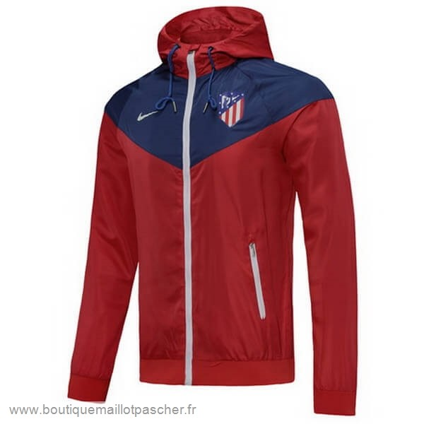 Promo Coupe Vent Atlético Madrid 2020 2021 Rouge