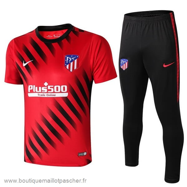 Promo Entrainement Conjunto Completo Atlético Madrid 2019 2020 Rouge