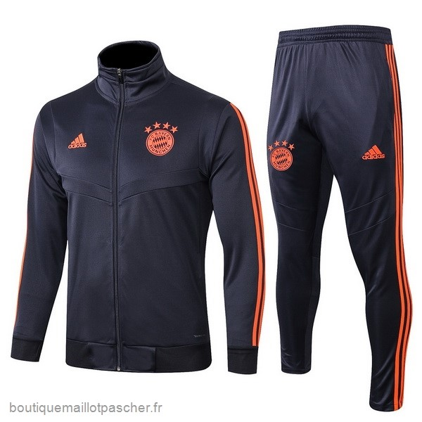 Promo Survêtements Bayern Munich 2019 2020 Bleu Marine Orange