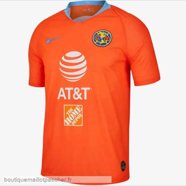 Promo Third Maillot Club América 2019 2020 Orange