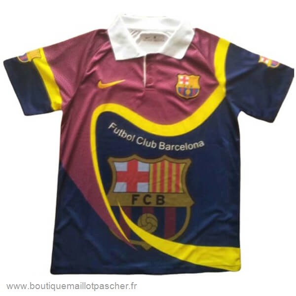 Promo Entrainement Barcelone 2019 2020 Rouge Jaune