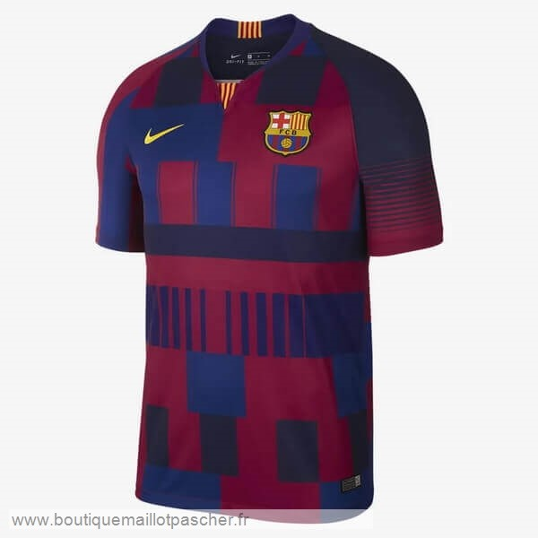 Promo Maillot Barcelone 20th Bleu Rouge