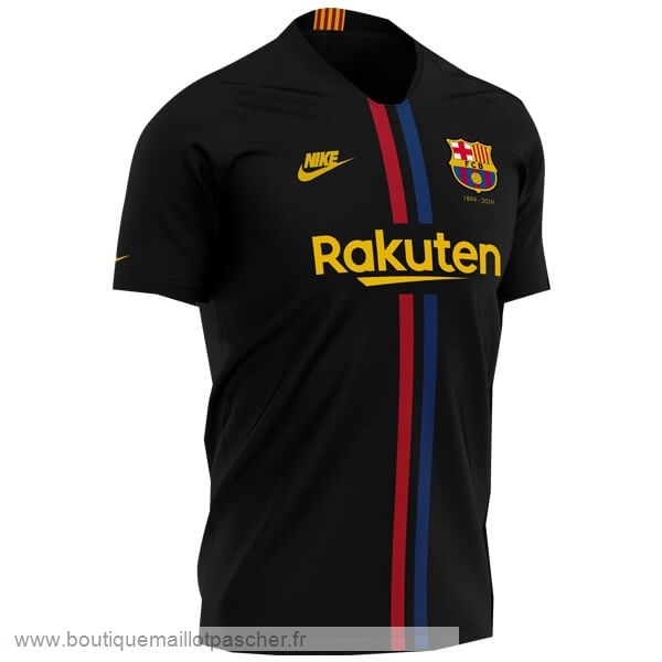 Promo Third Maillot Barcelone 120th Noir