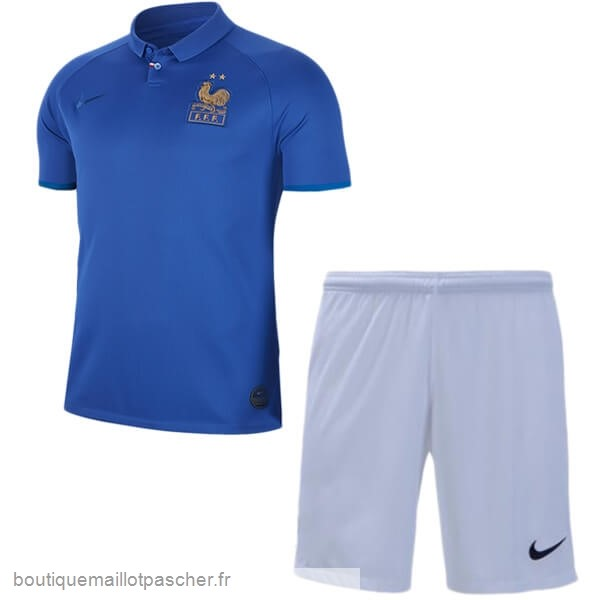 Promo Conjunto De Enfant France 100th Bleu