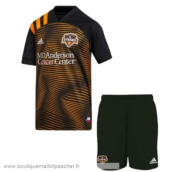 Promo Exterieur Conjunto De Enfant Houston Dynamo 2020 2021 Orange