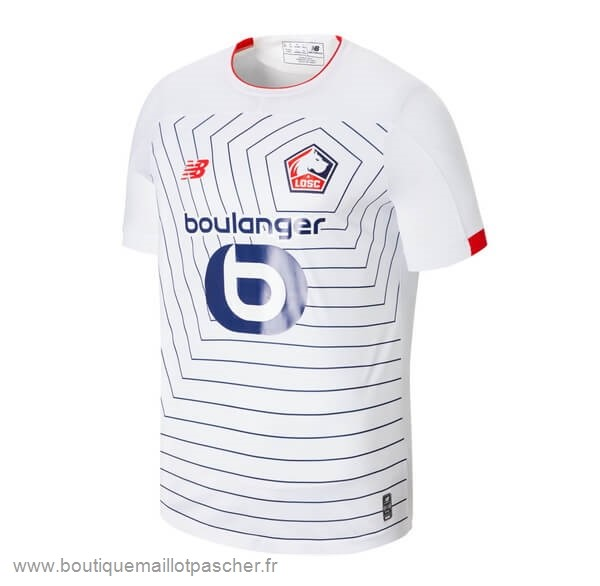Promo Third Maillot Lille 2019 2020 Blanc