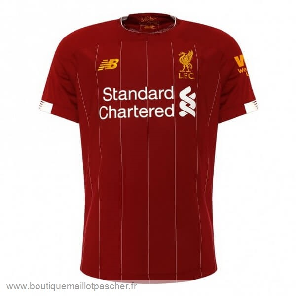 Promo Domicile Maillot Liverpool 2019 2020 Rouge