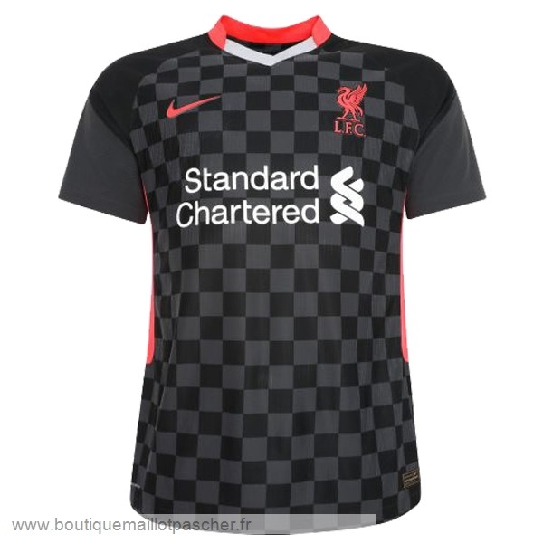 Promo Third Maillot Liverpool 2020 2021 Noir