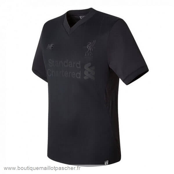 "Promo ""PITCH BLACK"" Maillot Liverpool 125th Noir"