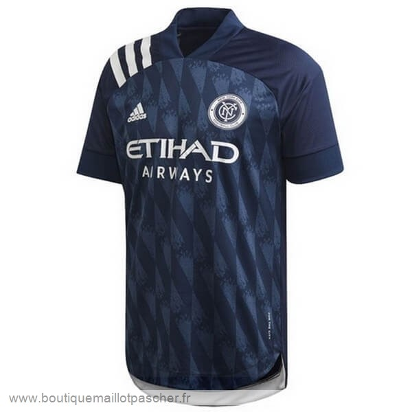 Promo Exterieur Maillot New York City 2020 2021 Bleu