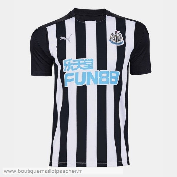 Promo Domicile Maillot Newcastle United 2020 2021 Noir