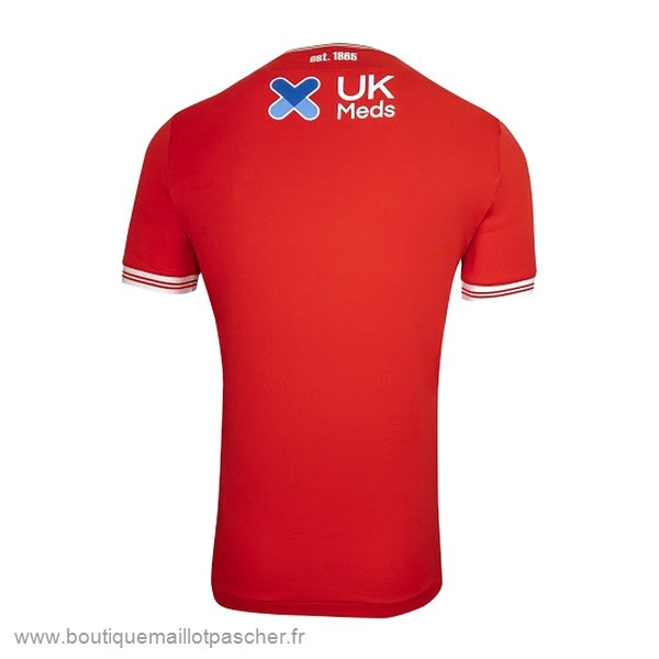 Promo Domicile Maillot Nottingham Forest 2020 2021 Rouge