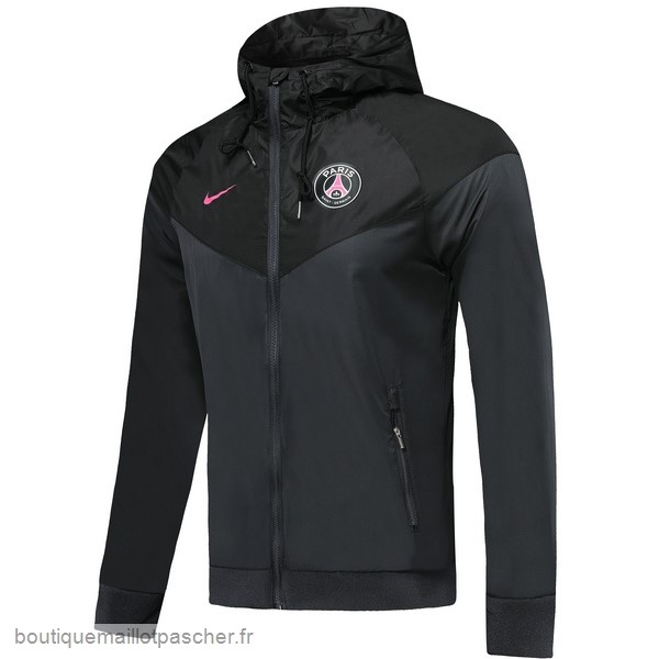Promo Coupe Vent Paris Saint Germain 2019 2020 Noir