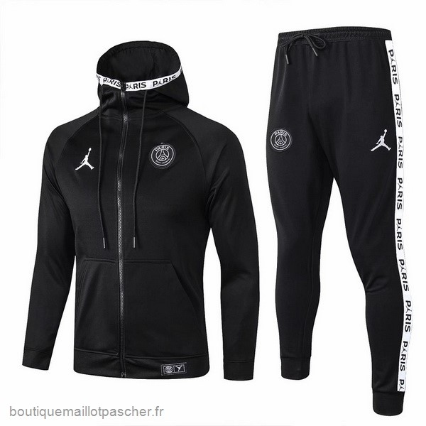 Promo Survêtements Paris Saint Germain 2019 2020 Noir