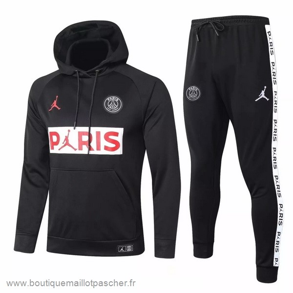 Promo Survêtements Paris Saint Germain 2020 2021 Noir