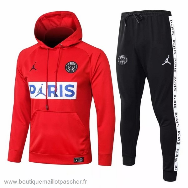 Promo Survêtements Paris Saint Germain 2020 2021 Rouge