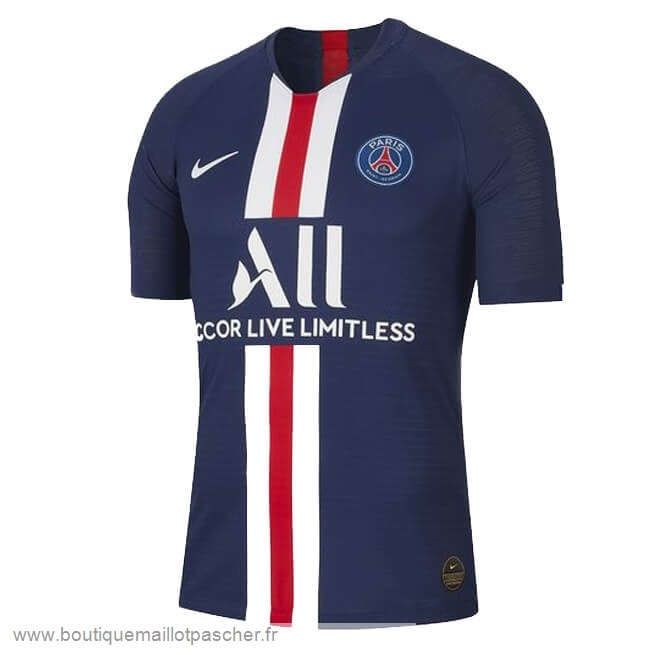 Promo Domicile Maillot Paris Saint Germain 2019 2020 Bleu