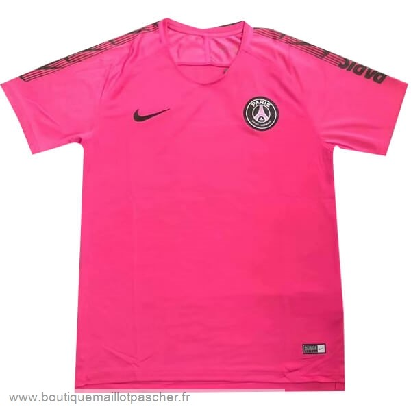 Promo Entrainement Paris Saint Germain 2019 2020 Rose
