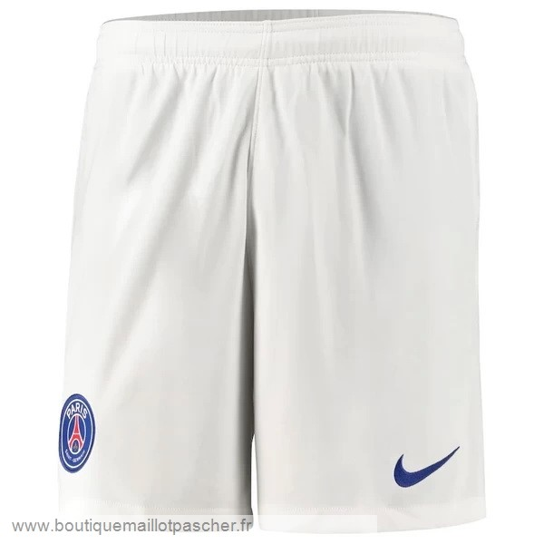 Promo Exterieur Pantalon Paris Saint Germain 2020 2021 Blanc