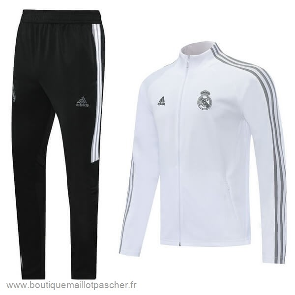 Promo Survêtements Real Madrid 2020 2021 Blanc