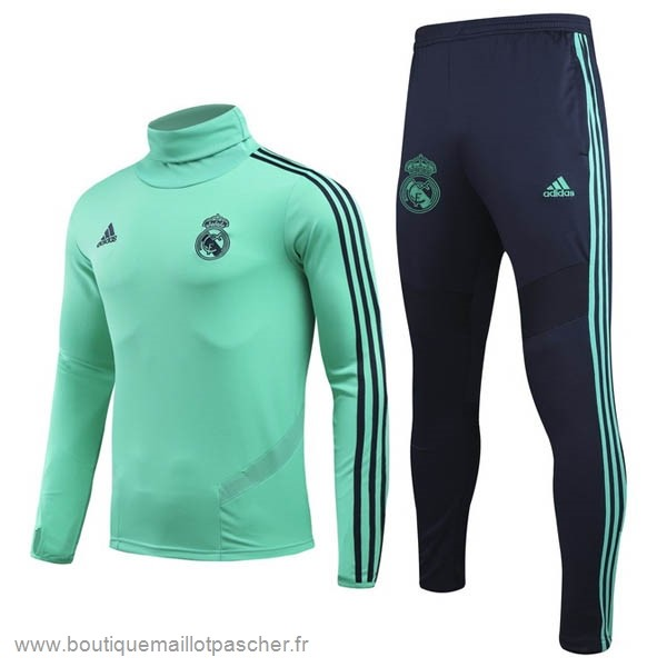 Promo Survêtements Real Madrid 2020 2021 Vert
