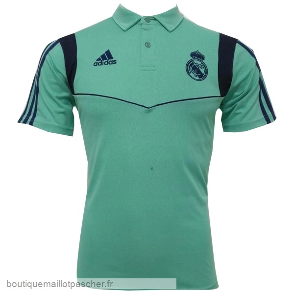Promo Polo Real Madrid 2019 2020 Vert