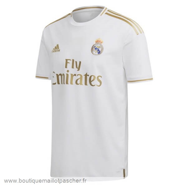 Promo Domicile Maillot Real Madrid 2019 2020 Blanc