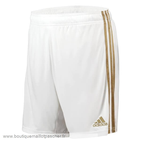 Promo Domicile Pantalon Real Madrid 2019 2020 Blanc