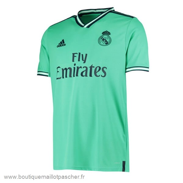 Promo Third Maillot Real Madrid 2019 2020 Vert