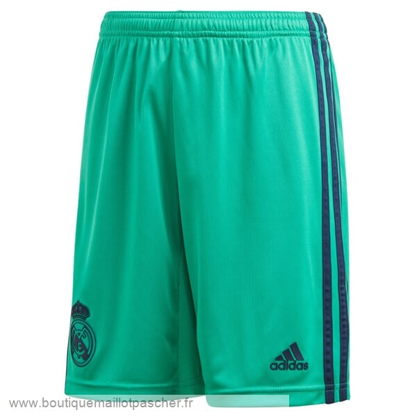Promo Third Pantalon Real Madrid 2019 2020 Vert