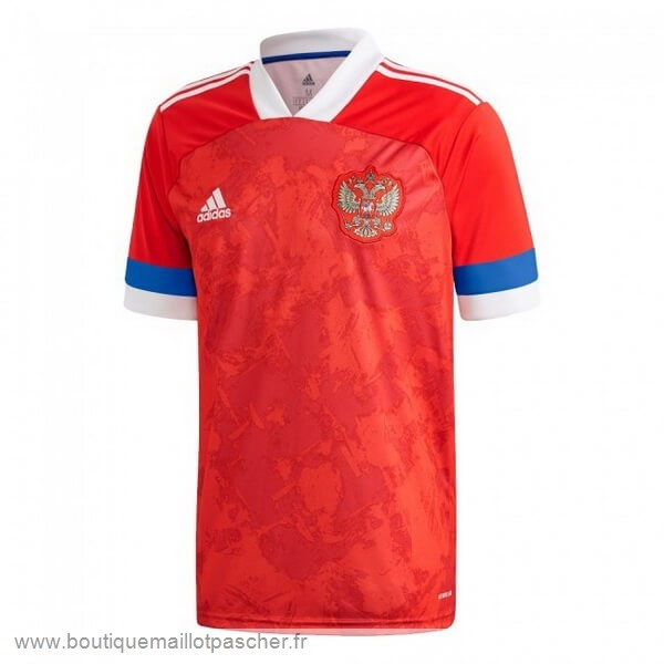 Promo Domicile Maillot Russie 2020 Rouge