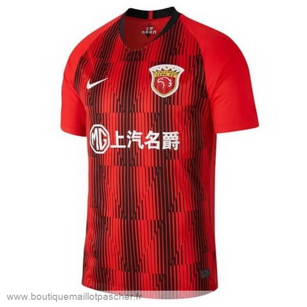 Promo Domicile Maillot SIPG 2020 2021 Rouge