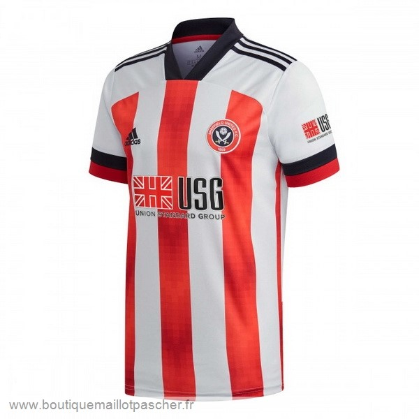 Promo Domicile Maillot Sheffield United 2020 2021 Rouge